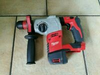 Milwaukee sds drill in very good condition