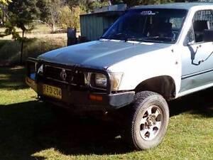 1988 Toyota Hilux Ute Armidale Armidale City Preview