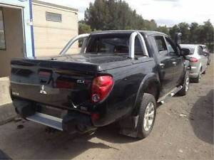 Mitsubishi Triton 2010, Dual Cab, 4WD Diesel.     NOW DISMANTLING Wollongong Wollongong Area Preview