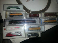 Model Trains N & HO scale