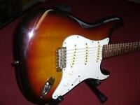 Guitare Fernandes stratocaster RI 62 made in JAPAN (1987-89)