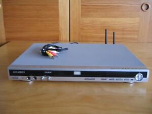 GoVideo D2740 Network DVD Player with Remote Control