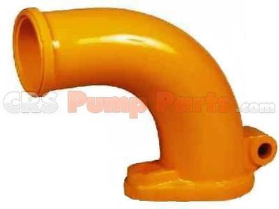Concrete Pump Parts Schwing Transition Elbow S10017547