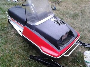 1981 yamaha enticer 250 running with ownership