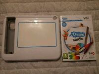 Nintendo wii tablet