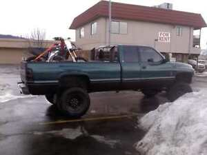 Looking for 1994 2002 dodge ram long box and fenders