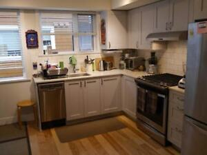 Jan. 1-Aug. 31 furnished 1BR at Vancouver Cohousing