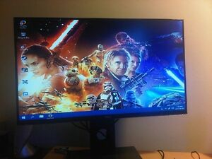 "Dell 27"" 2560 x 1440 at 144hz Gaming Monitor"