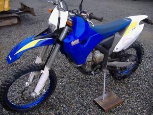 2010 Husaberg fe 390
