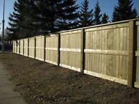 Fences, Decks, Landscaping, Siding and more!!