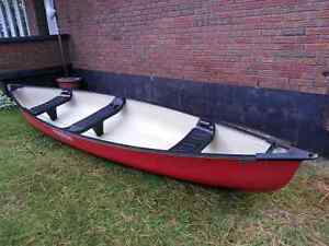 15.6 ft Wind River Canoe (One Year Old)