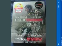Brand new and sealed steelbook
