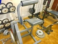 bodymax AB and Back Extension machine