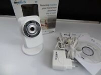 Wi-Fi day & night camera (plug and play)