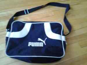PUMA SPORT SHOULDER BAG 37X27X10CM