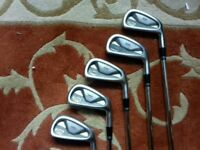 MacGregor Mactec M685 forged irons 3-PW
