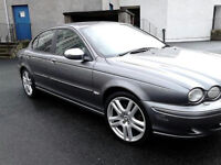 2007 x type 'supercharged' 126k full jaguar service history, drives like new no issue's !