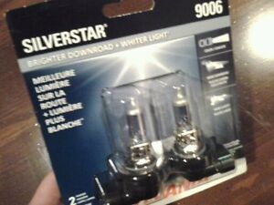 Silverstar 9006 HID bulbs [Brighter downroad
