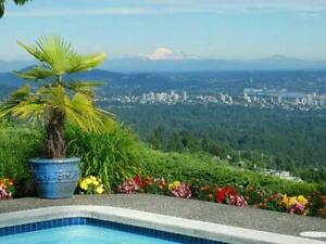 West Vancouver Mansion British Properties 180 Degrees VIEW VIEW