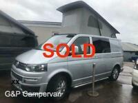 VWT5 SWB Campervan SOLD