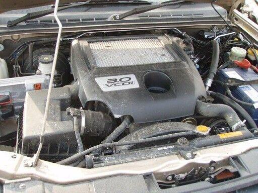 Holden Colorado Rodeo Isuzu Dmax 2007 3 0l Engine Diesel