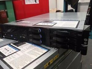 IBM lenovo  x35650  x3850 x345 server