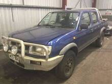 WRECKING D22 Nissan Navara 3.2 DIESEL QD32 ALL PARTS !!!! Wingfield Port Adelaide Area Preview