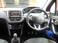 Peugeot 2008 Allure blue HDI 1600cc