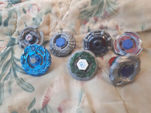 BeyBlades in good condition for sale at good price