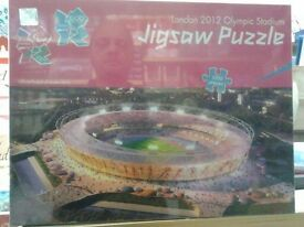 Jigsaw Puzzle 2012 London Olympics Scene for sale