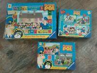 Postman Pat Jigsaw & Block Puzzles