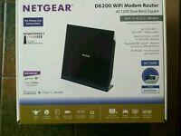 Netgear D6200 modem Router