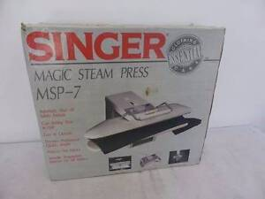 Singer Magic Steam Press MSP-7 Baulkham Hills The Hills District Preview