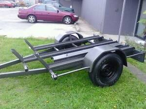 3 Bike Motorbike Trailer From Forward Trailers Australia Carrum Downs Frankston Area Preview