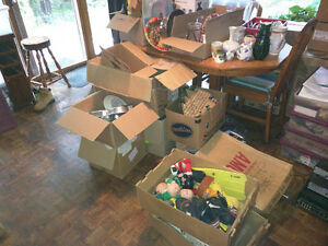 Moving Sale, 380 Beaconsfield Blvd