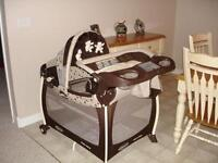 Graco All in one Playpen -NEW