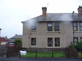 ATTRACTIVE UNFURNISHED 2 BED UPPER VILLA SITUATED IN NEWTONGRANGE