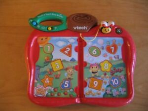 Vtech - Touch & Teach Busy Books  by VTech