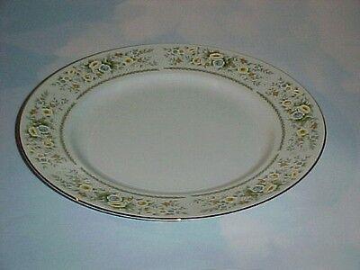 Fine China of Japan 5153 Lynrose Pattern Round Chop Plate Platter  - Fine China Round Platter
