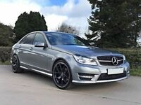 """19"""" Style 5507 Alloy Wheels for Mercedes C-Class Etc"""