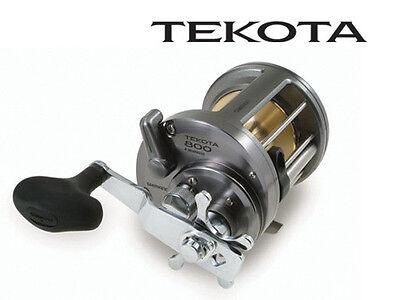 NEW SHIMANO TEK800 TEKOTA TEK 800 TROLLING FISHING REEL