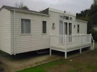 'HAVEN' SEASHORE, GREAT YARMOUTH, NORFOLK: 3 BED/6 BERTH CARAVAN AVAILABLE FOR HIRE EXCELLENT SITE!!