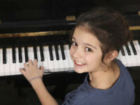 PIANO LESSONS - now accepting registrations- your house or ours