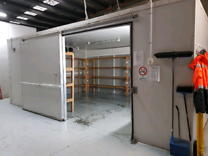 Cold Storage / coolroom . Suit boutique start up food business Moorabbin Kingston Area Preview