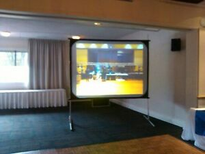 Projector & screen Setup London Ontario image 1