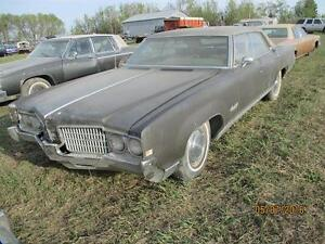 69 olds 98 rolling chassis