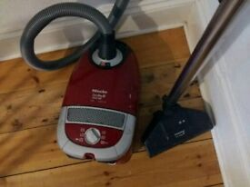 Miele 'cat and dog' vacuum cleaner/ Hoover