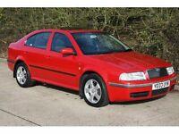 Very Low Mileage, Skoda Octavia Elegance, 1.8 LT Turbo, Auto, Petrol, Clean
