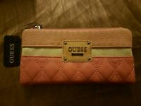 Genuine Pink Guess Purse