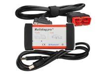 MULTIDIAG PRO+ OBDII Diagnostic Scanner Bluetooth for Cars/Trucks